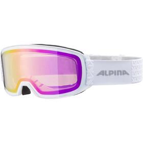 Alpina Alpina Nakiska HM Goggles, white